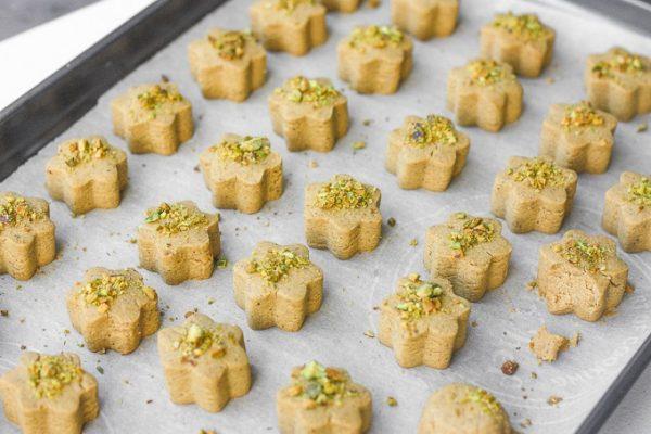 شیرینی خوشمزه برای عید نوروز