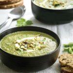 طرز تهیه یک سوپ خوشمزه ، سوپ سبز کرمی