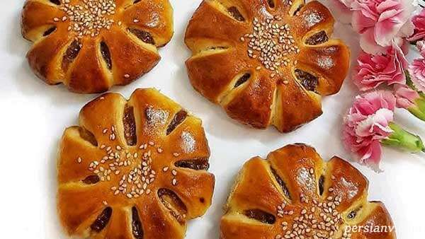 طرز تهیه نان خرمایی خوشمزه