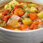 طرز تهیه یک سوپ رژیمی خوشمزه