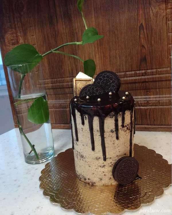 مینی کیک های شکلاتی