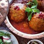 طرز تهیه کوفته همدانی ، یک غذای لذیذ و خوشمزه