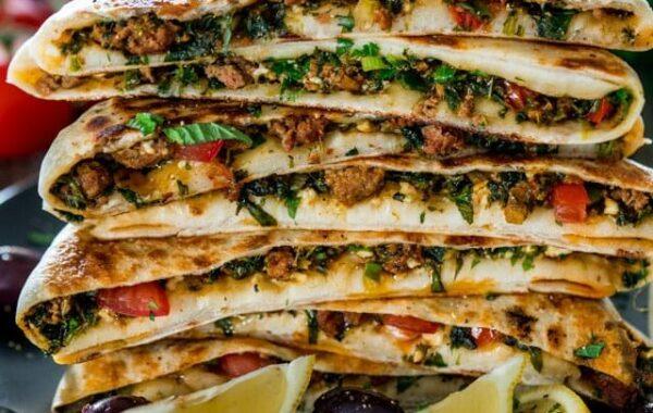 غذای خوشمزه ترکیهای