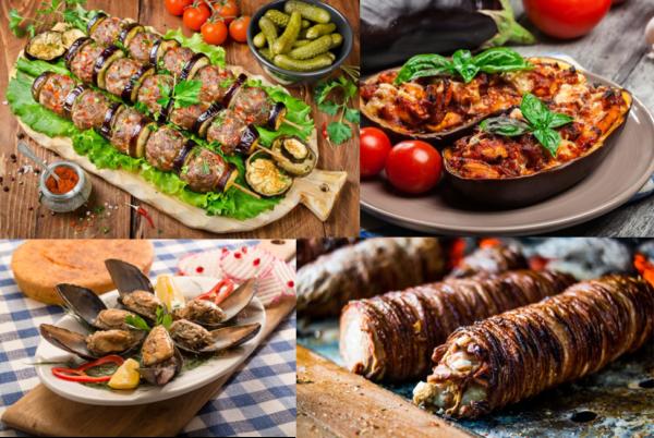دستور پخت یک غذای خوشمزه ترکیه ای