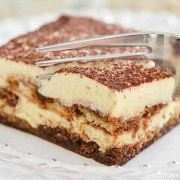 چیز کیک تیرامیسو
