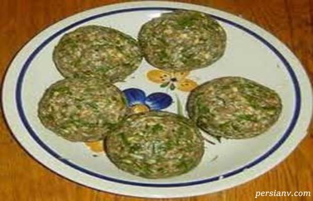 اش کوفته سبزی شیرازی