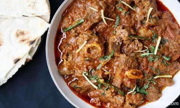 طرز تهیه قورمه سبزی هندی ! تند و خوشمزه