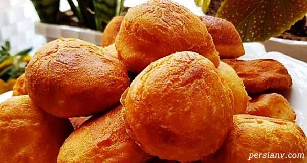 نان پف پفی
