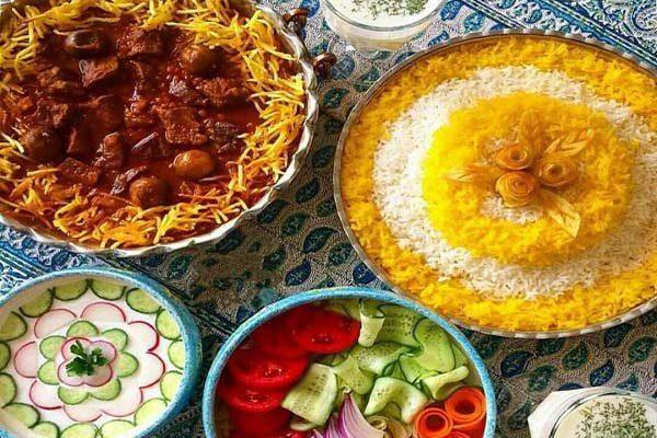 خورش قیمه افطاری