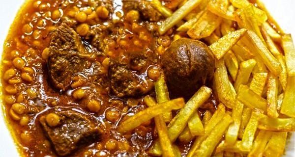 خورش قیمه زرشک ، یک غذای رسمی برای افطاری