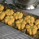 طرز تهیه شیرینی نخودچی ساده و سریع