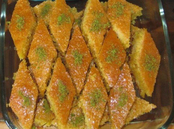 کیک شامی یزدی
