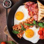 طرز تهیه صبحانه کامل و خوشمزه انگلیسی