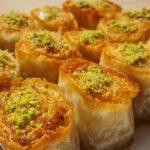 طرز تهیه باقلوای استامبولی یک شیرینی فوق العاده لذیذ