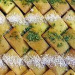 طرز تهیه کاک ، شیرینی سنتی کرمانشاه ساده و راحت