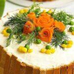 طرز تهیه کیک مرغ سرد غذای کامل و سرشار از پروتئین