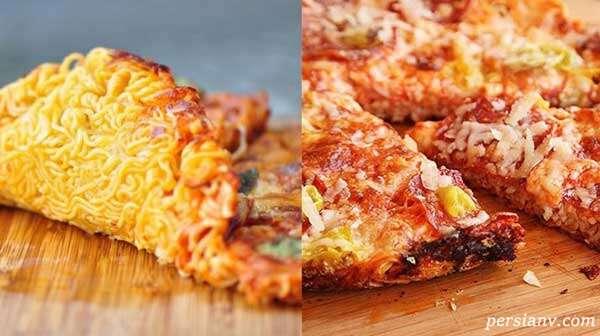پیتزا نودالیت