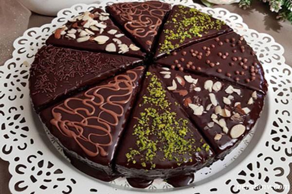 طرز تهیه کیک شکلاتی، سریع و ساده