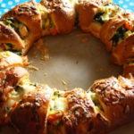 طرز تهیه یک غذای ترکیه ای , حلقه ای و خوشمزه + عکس