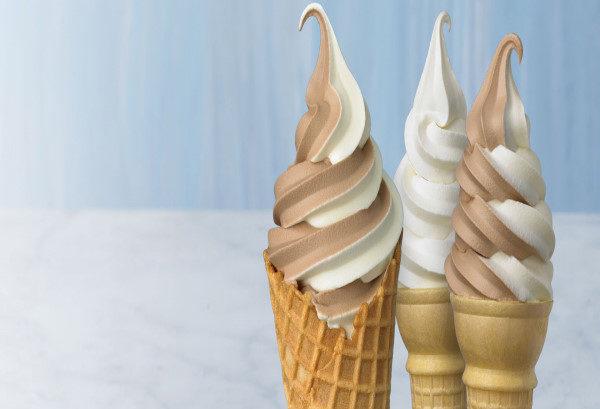 طرز تهیه بستنی قیفی خانگی
