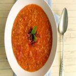 طرز تهیه خورش عدس ، غذای محلی طالقان و خیلی خوش طعم