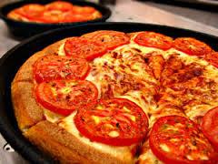غذا با گوجه