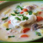 طرز تهیه ، سوپ بوقلمون خوشمزه / یک پیش غذای برزیلی