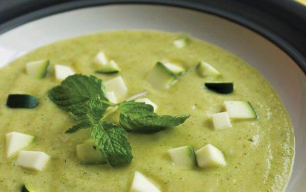 سوپ کدو مسما و ذرت