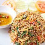 طرز تهیه پلو تایی ، یک غذای تایلندی خیلی خوشمزه
