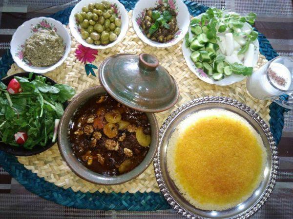 طرز تهیه کولی غورابیج ، غذای محلی گیلانی با چند روش پخت