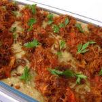 طرز تهیه هونکار بیندی ، غذای سنتی کشور ترکیه