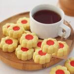 طرز تهیه شیرینی ماندل بولار ، یک دسر ساده و خوشمزه