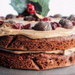 طرز تهیه کیک شاه بلوط ، یک دسر متفاوت و خوشمزه