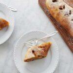 طرز تهیه اشترودل سیب و وانیل ، یک شیرینی اتریشی خیلی خوشمزه