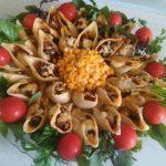 طرز تهیه جامبو شلز ، یک غذای شیک و زیبا + عکس تزیین شده غذا