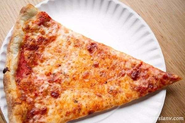 طرز تهیه پیتزا نیویورکی ، به سبک نیویورکی ها پیتزا بپزیم