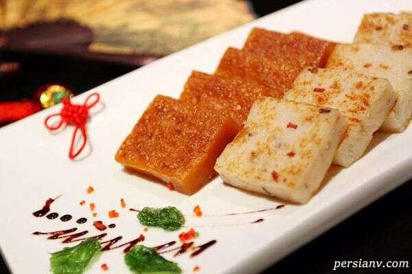 کیک برنجی کره ای
