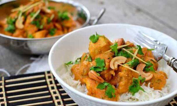 طرز تهیه کرما چیکن ، یک غذای هندی با ادویه جات خوش عطر