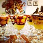 طرز تهیه ترایفل کدو حلوایی و بادام کاراملی ، یک دسر عالی و مناسب فصل