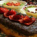 طرز تهیه ته چین کباب کوبیده ، با این غذا مهمانانتان را متعجب کنید