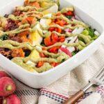 طرز تهیه سالاد سبزیجات سرخ شده ، در فصل سرما سالاد گرم سرو کنید