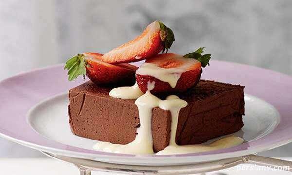 طرز تهیه مارکیز شکلاتی ، یک دسر شیک فرانسوی