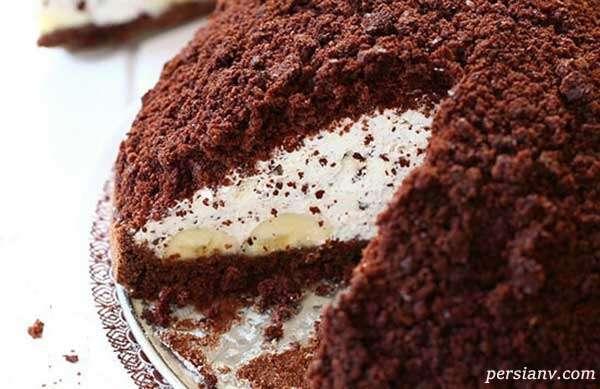 طرز تهیه کیک آتشفشانی ، نام دیگر این کیک خوشمزه کوستبک پاستا است