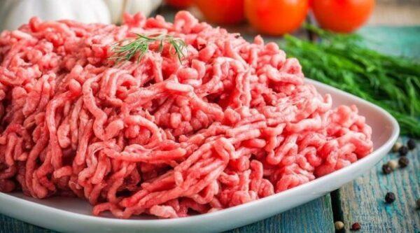 لقمه گوشت چرخ کرده