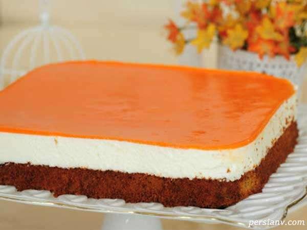 چیز کیک هویج ، یک دسر خوشمزه با طعمی متفاوت