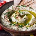 بابا گانوش ، غذای خوشمزه خاورمیانه