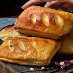 نان مغزدار با سیب و دارچین یک دسر یا عصرانه عالی