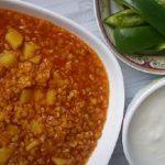 خورش دال عدس یک غذای خوزستانی بسیار خوشمزه برای شما