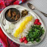 قلیه ماهی بوشهری یک غذای محلی بسیار خوشمزه | سبزی مخصوص قلیه ماهی چیست؟