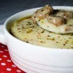 سوپ گوشت قلقلی مرغ یک غذای سبک و گرم برای زمستانتان